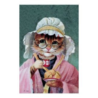 Flood                      - Page 2 Anthropomorphist_art_granny_cat_poster-r4667500316c24d678ea75a74b716417f_wvg_8byvr_324