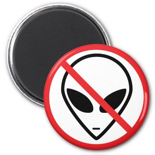 Anti-Alien Resistance Magnet