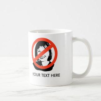 ANTI-ANGLE COFFEE MUG