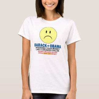 Anti Barack Obama T-Shirt