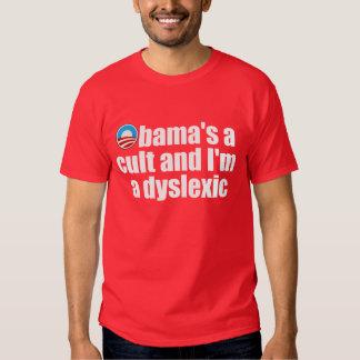 Anti Barack Obama Tshirt