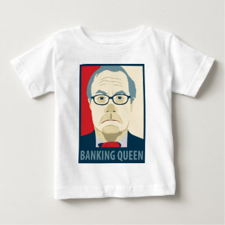 Anti-Barney Frank Banking Queen Tee Shirts