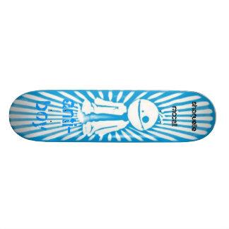 anti-boy-shaqelle mccall signature board 18.1 cm old school skateboard deck