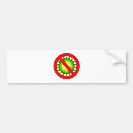 Anti-BP Bumper Sticker