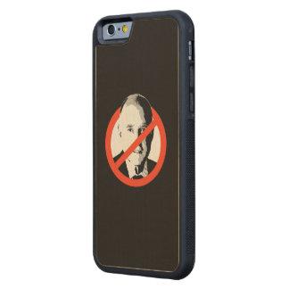 Anti-Brown - Anti-Jerry Brown Maple iPhone 6 Bumper