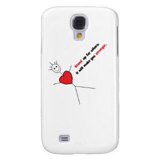 Anti Bully Cell Phone Case Galaxy S4 Case