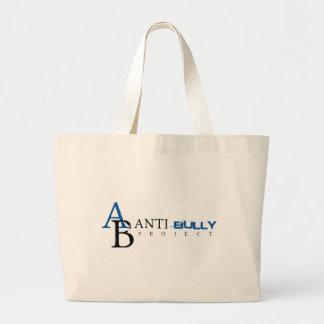 Anti-Bully Project Large Tote Bag