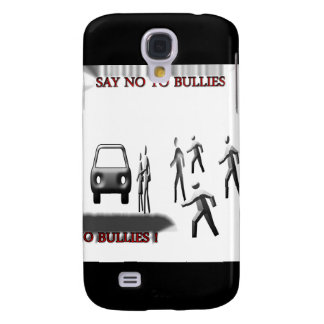 Anti-bullying Galaxy S4 Cover