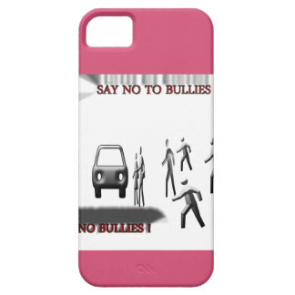 Anti-bullying iphone case iPhone 5 covers