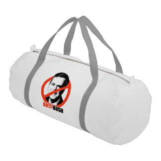 Anti-Bush - Anti-Jeb Bush Gym Duffel Bag