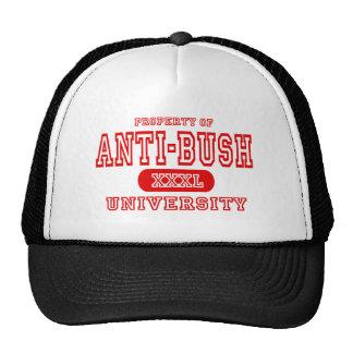 Anti-Bush University Hat
