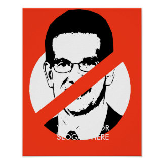 ANTI-CANTOR POSTERS