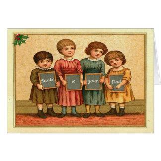 Anti Christmas Greeting Card