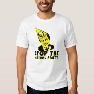 Anti Clegg Tshirt