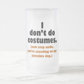 Anti-Costume Halloween Mug