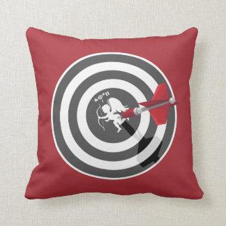 Anti Cupid Throw Cushion