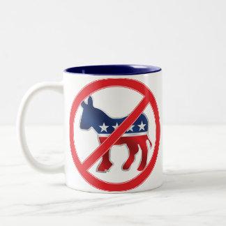 Anti-Democratic Coffee Mug