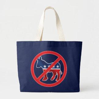 Anti-Democratic Tote Bag
