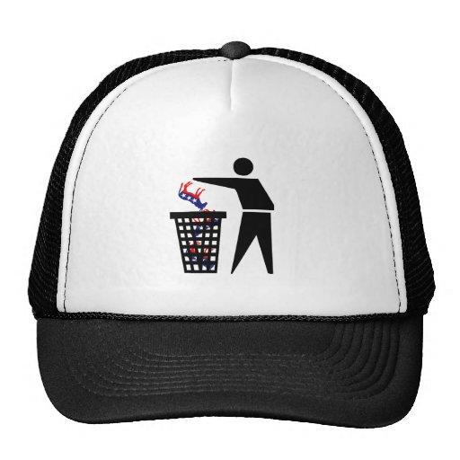 Anti democrats hats