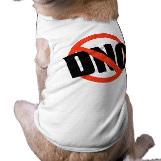 Anti-DNC Dog T Shirt
