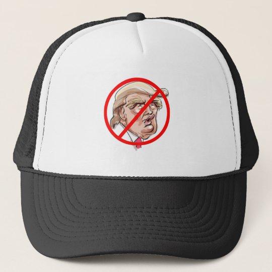 anti donald trump cap