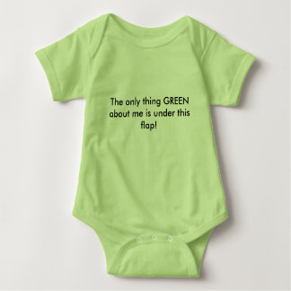 Anti-Environmental Jumper Baby Bodysuit