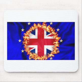 Anti-EU Brexit symbol Mouse Mat