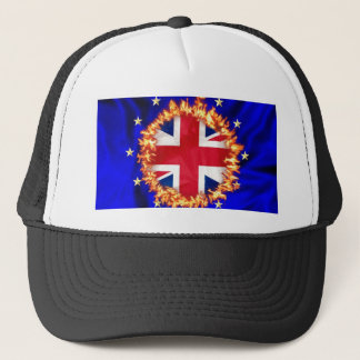 Anti-EU Brexit symbol Trucker Hat