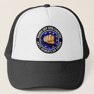 Anti EU - Fist Trucker Hat