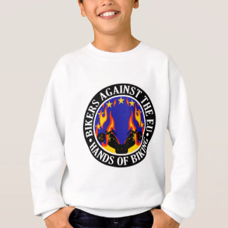 Anti EU Hands Off Biking EU 002 Sweatshirt