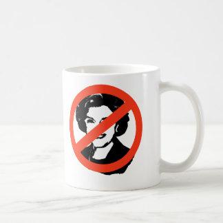 ANTI-FEINSTEIN: ANTI-Diane Feinstein Gear Mugs