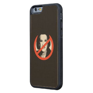 Anti-Fiorina Maple iPhone 6 Bumper