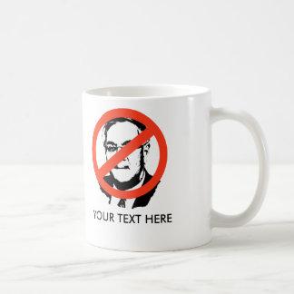 ANTI-FRANK / Anti- Barney Frank Basic White Mug