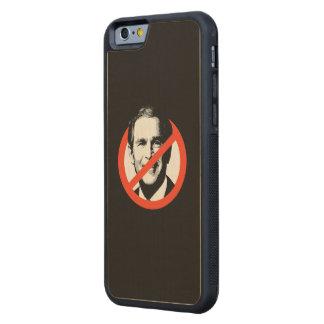 Anti-George W. Bush Maple iPhone 6 Bumper Case