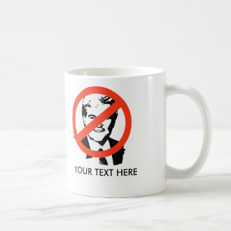 ANTI-GINGRICH: ANTI-Newt Gingrich Coffee Mug