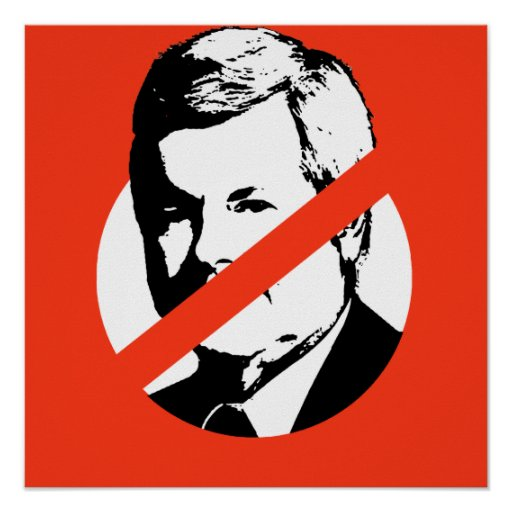 ANTI-GINGRICH POSTERS