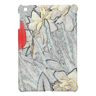 anti-glamorous narcissus case for the iPad mini