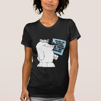 Anti global warming T-Shirt