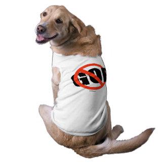 ANTI-GOP SLEEVELESS DOG SHIRT