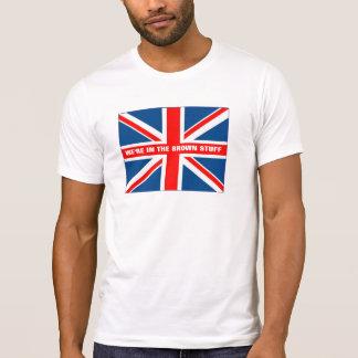 Anti Gordon Brown men's vintage T-Shirt