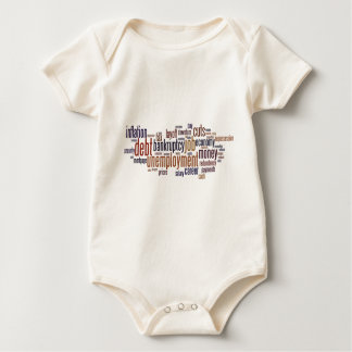 Anti Government Anti Capitalist Protest Socialist Baby Bodysuit