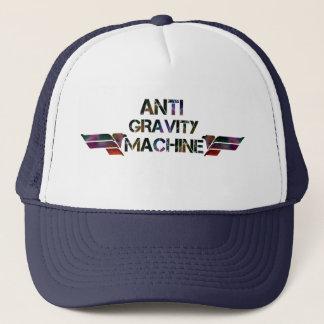 anti gravity machine snapback trucker hat