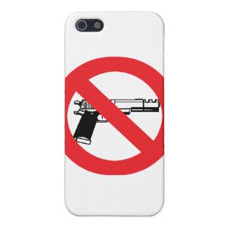 Anti Gun Phone Case Covers For iPhone 5