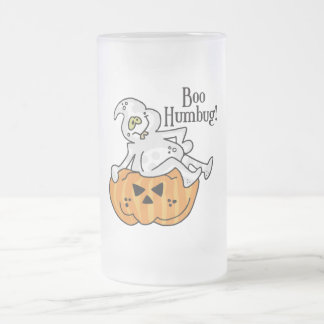 Anti-Halloween Boo Humbug Mug