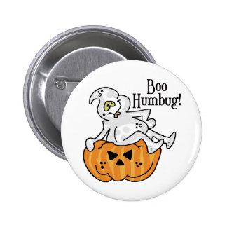 Anti-Halloween Button