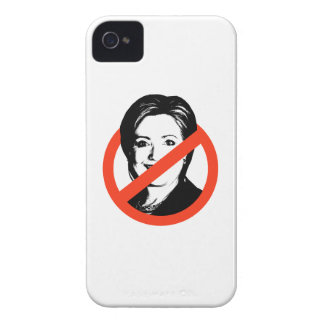 ANTI-HILLARY CLINTON - iPhone 4 Case-Mate CASE