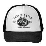 ANTI HIPSTER Trucker Hat