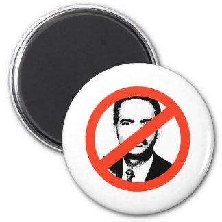 ANTI-HOLDER: ANTI-Eric Holder 6 Cm Round Magnet
