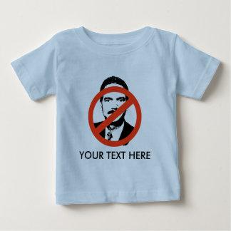 ANTI-HOLDER: ANTI-Eric Holder Infant T-Shirt