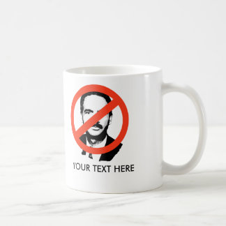 ANTI-HOLDER: ANTI-Eric Holder Coffee Mug